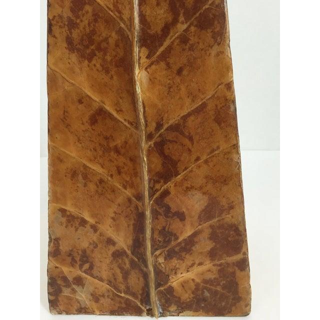Tobacco Leaf Obelisk - Image 5 of 10