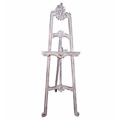 Image of Carved Rococo Decorative Easel