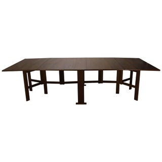 Bruno Mathsson Banquet Dining Table