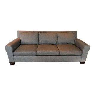 Henredon for Ralph Lauren Gray Penthouse Sofa (2006)