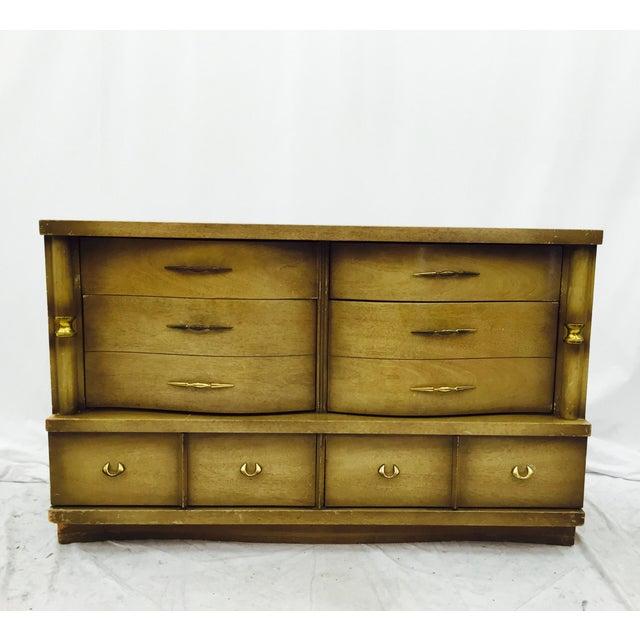 Bassett Tables: Bassett Furniture Mid-Century Dresser