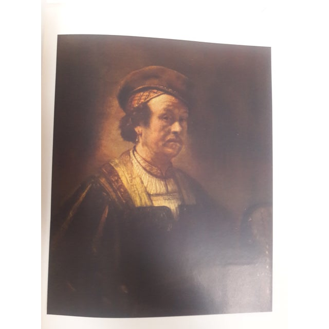 Rembrandt Art Book With Prints, 1956 - Image 7 of 7