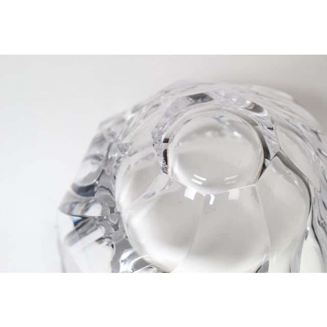 Image of Orefors Crystal Bowl