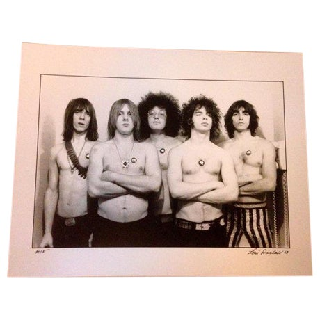 Image of Original MC5 Signed Photo