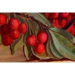 """Image of Donato """"Cherries"""" 1950 Painting"""