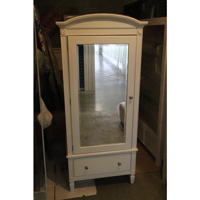 Custom Made Ebbett Design Mirrored Armoire - Image 2 of 6
