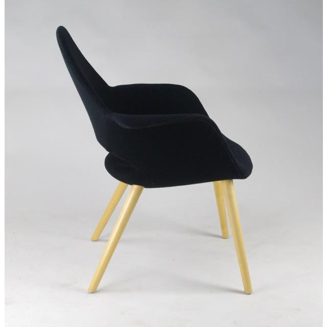 Charles Eames & Eero Saarinen Vitra Organic Chair - Image 6 of 9