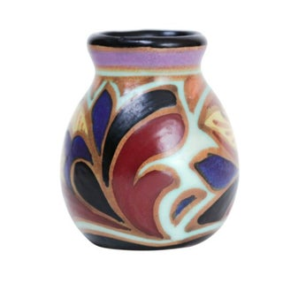 Dutch Art Pottery Vase