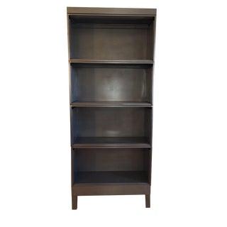Vintage Metal Lawyers Bookshelves