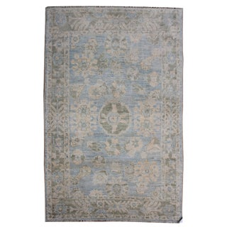 Aara Rugs Inc. Hand Knotted Oushak Rug - 8'0 X 5'3""