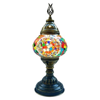 Handmade Mosaic Table Lamp