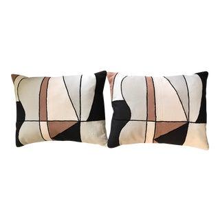 Kelly Wearstler Cloudbluff Pillows - a Pair
