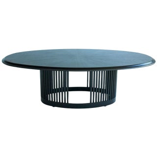 Arata Isozaki Oval Dinning Table