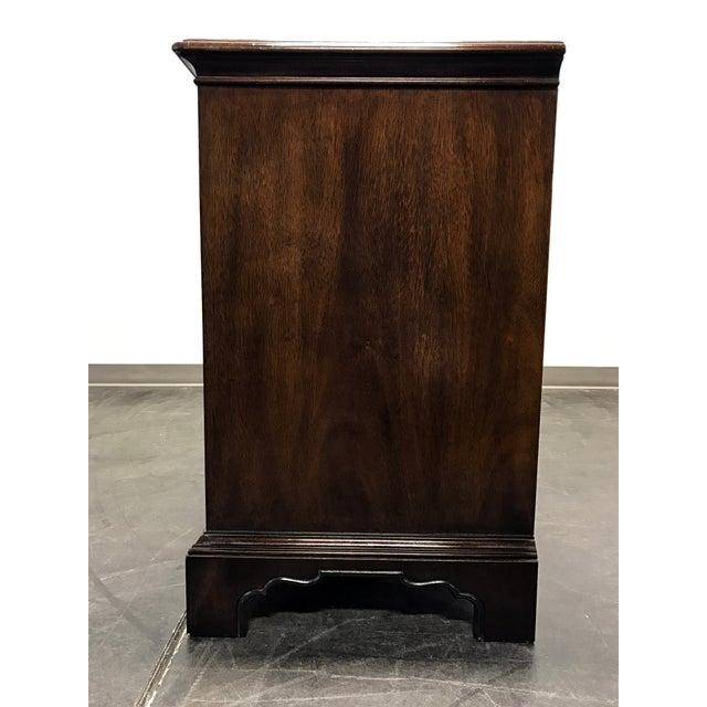Drexel Heritage 18th Century Mahogany Dresser - Image 10 of 11