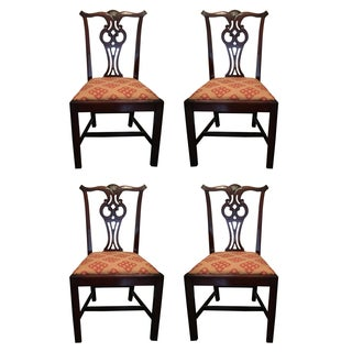 Brown Dining Chairs Vintage Amp Used Chairish