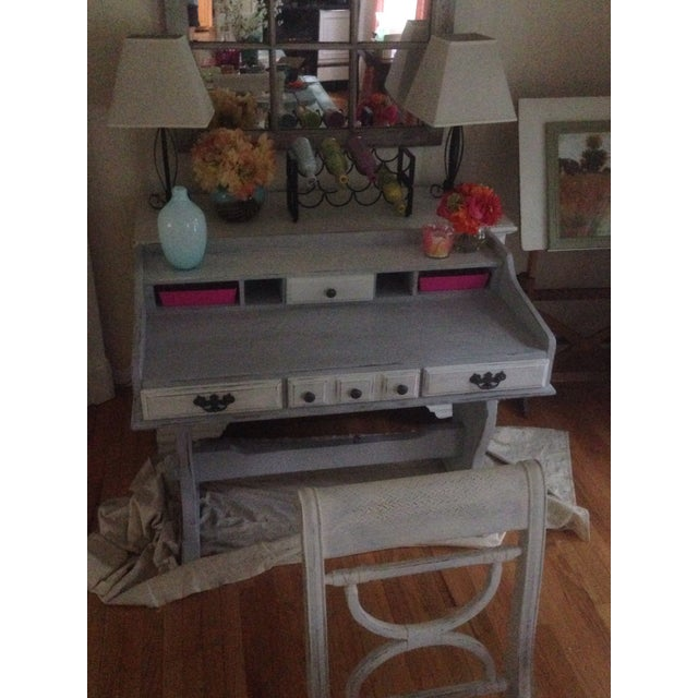 Antique Young Hinkle Desk - Image 9 of 9