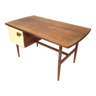 Vintage Jens Risom Desk