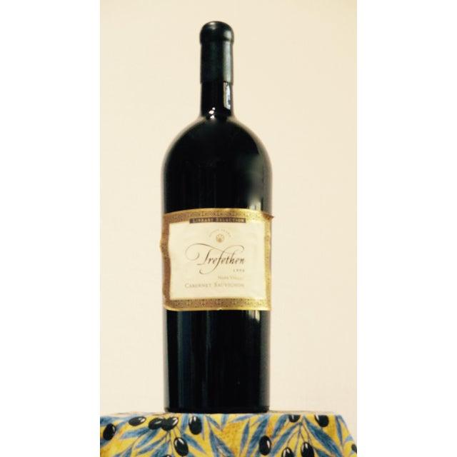 Pop Art Napa Valley California 1990s Wine Bottle Prop - Image 5 of 6