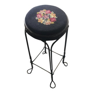 Petite French Ice Cream Stool