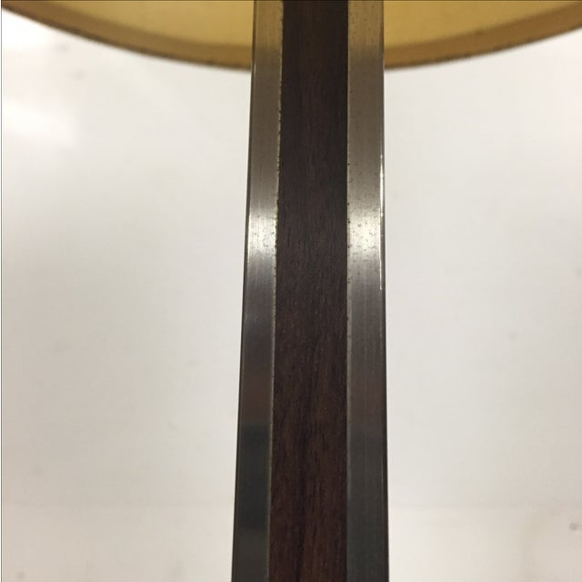 Mid-Century Table Floor Lamp - Image 7 of 8