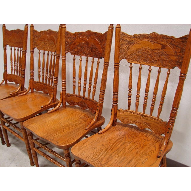 Country Kitchen Dining Set: French Country Oak Dining Kitchen Chair Set