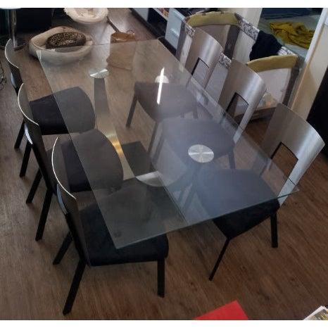 Scandinavian Designs Modern Dining Set - Image 5 of 6