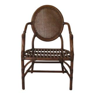 Original McGuire Louis XVI Chair
