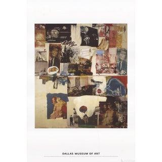Robert Rauschenberg, Skyway Poster