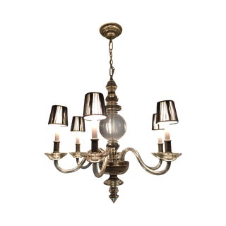 E.F. Chapman George II 6-Light Chandelier