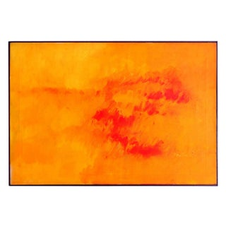 Moloney Abstract Expressionist Painting
