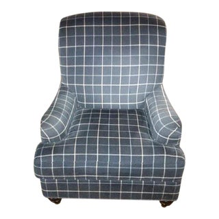 Bassett Denim Essex Chair