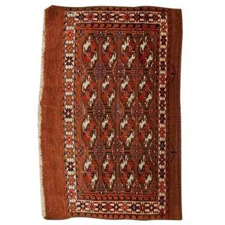 19th Century Turkman Rug