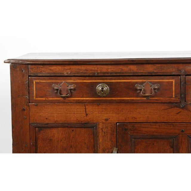 19th Century English Oak Sideboard - Image 2 of 10