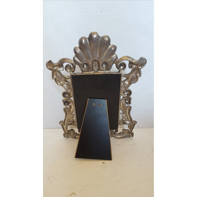French Metal Picture Frame - Image 3 of 3