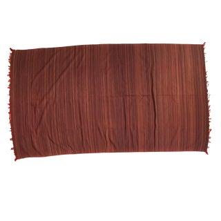 "Vintage Moroccan Kilim Carpet - 5'7"" x 9'11"""