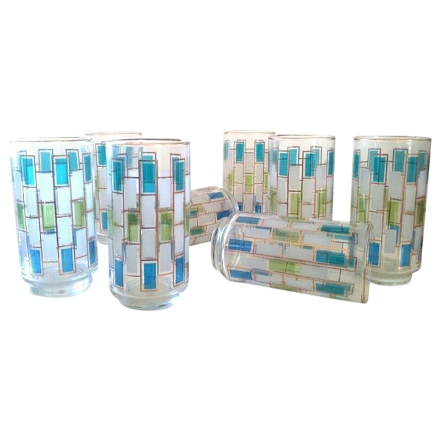 Image of Libbey Nordic Glasses - Set of 8