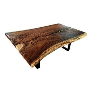 Indonesian Acacia Dining Table