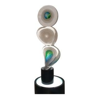 Adriano Dalla Valentina Glass Sculpture