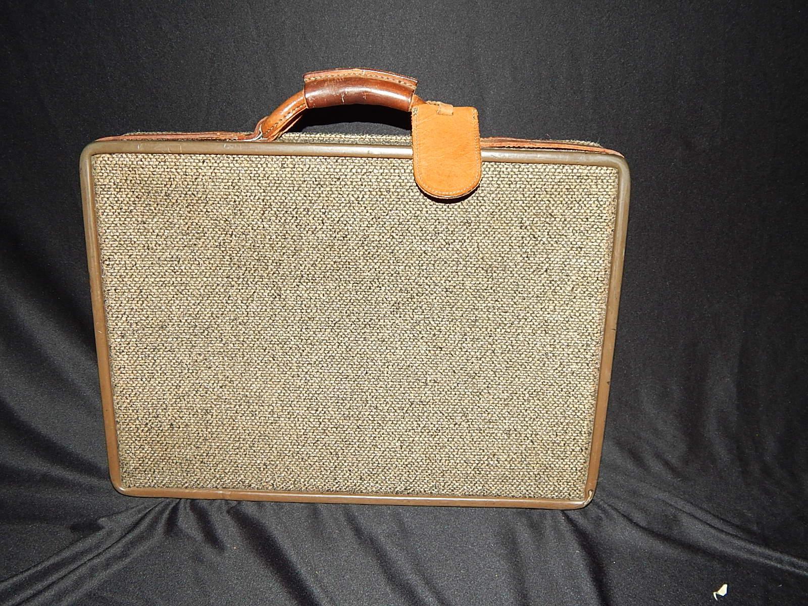 vintage hartmann briefcase