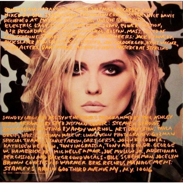 Original Andy Warhol Vinyl Art Cover - Image 2 of 3