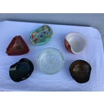Image of 1950's Murano Glass Ash Trays Collection
