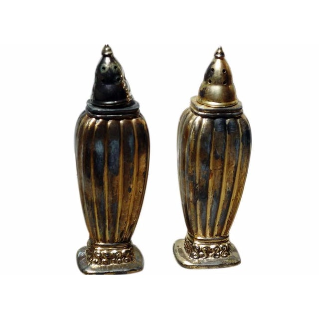 Antique Salt And Pepper Shakers - Pair - Image 1 of 4