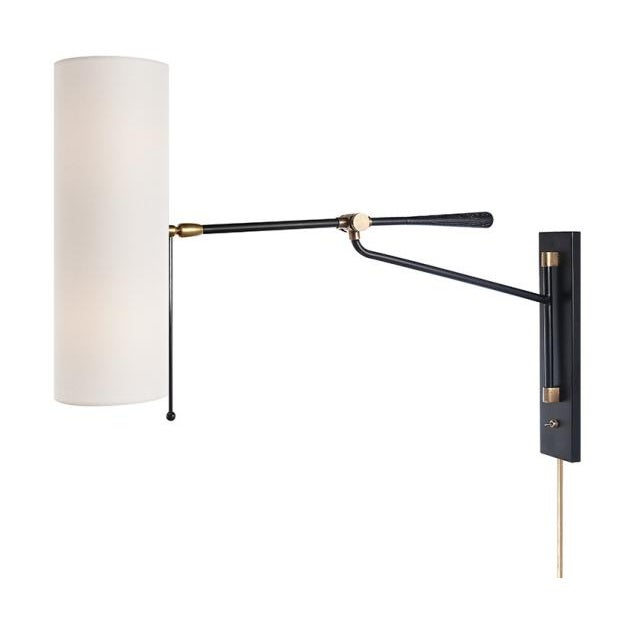 Visual Comfort Frankfort Wall Sconces - Pair - Image 6 of 7