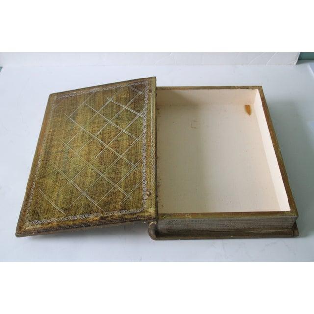 Florentine Fleur De Lis Book Box - Image 5 of 8