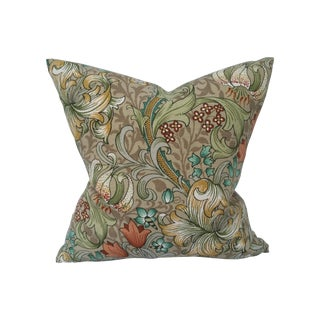 William Morris Liberty Pillow