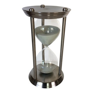 Industrial Stainless Steel Hourglass