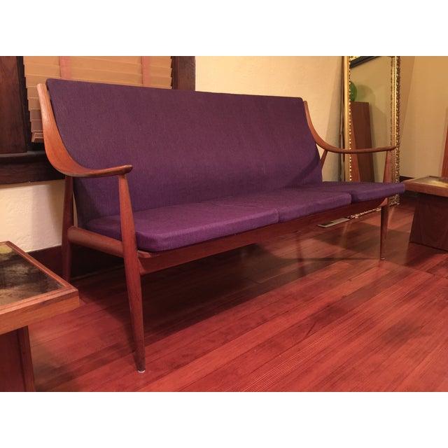 France & Son Danish Modern Sofa