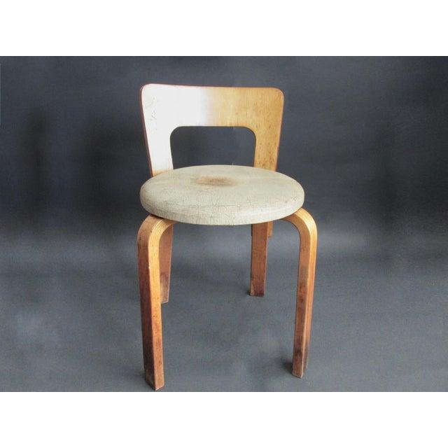 Alvar Aalto L-Leg Low Back Chair - Image 5 of 6