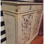 Image of Vintage Rustic French Credenza