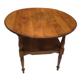Cushman Colonial Lamp Table